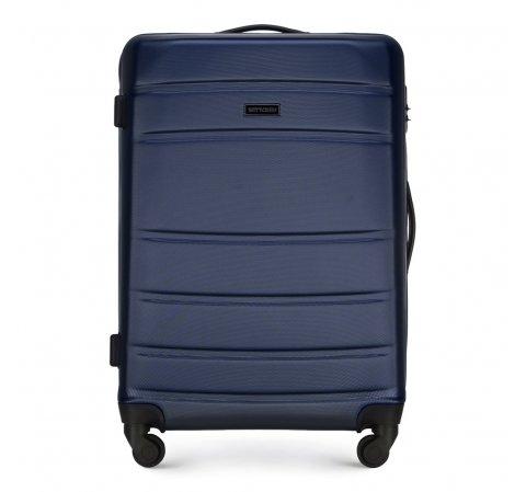 Средний чемодан, темно-синий, 56-3A-652-86, Фотография 1