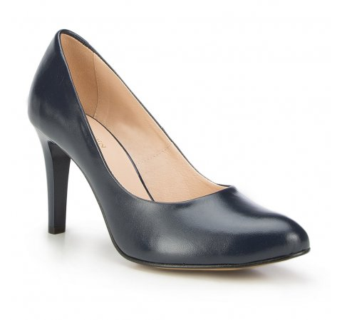 Туфли, темно-синий, 87-D-207-7-36, Фотография 1