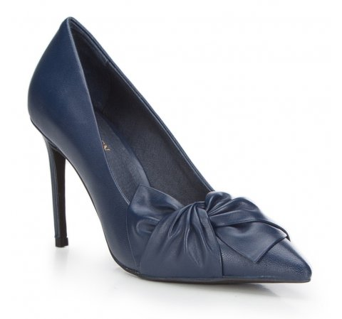 Туфли, темно-синий, 87-D-926-1-36, Фотография 1