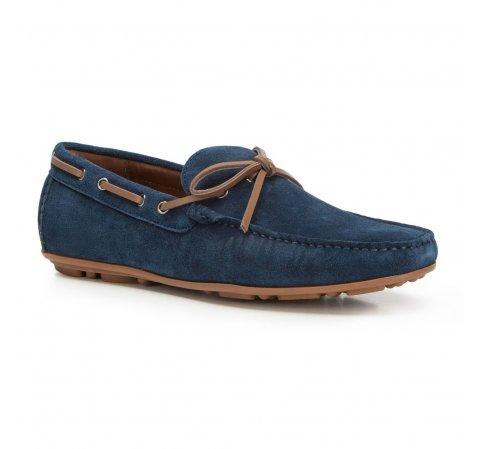 Обувь мужская, темно-синий, 90-M-902-3-40, Фотография 1