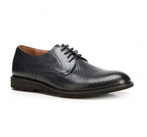 Обувь мужская, темно-синий, 90-M-916-7-45, Фотография 1