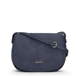 Женская сумка через плечо, темно-синий, 91-4Y-713-7, Фотография 1