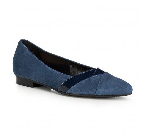 Обувь женская, темно-синий, 90-D-205-7-40, Фотография 1