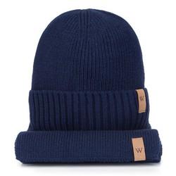 Мужской зимний классический комплект, темно-синий, 93-SF-003-7, Фотография 1
