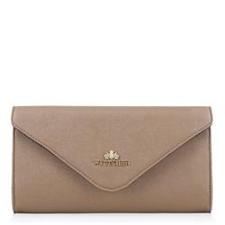 Dámská kabelka, tmavě béžová, 88-4E-430-5, Obrázek 1