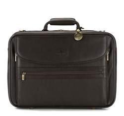 Cestovní taška, tmavě hnědá, 02-3-163-4, Obrázek 1