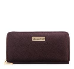 Dámská peněženka, tmavě hnědá, 82-1-403-FR, Obrázek 1