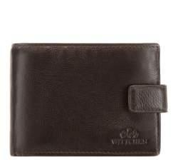 Peněženka, tmavě hnědá, 02-1-038-4, Obrázek 1