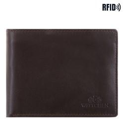 Peněženka, tmavě hnědá, 14-1-040-L41, Obrázek 1