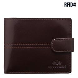 Peněženka, tmavě hnědá, 14-1-115-L4, Obrázek 1