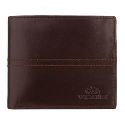 Peněženka, tmavě hnědá, 14-1-119-4, Obrázek 1
