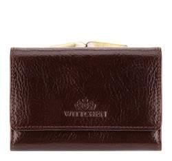 Peněženka, tmavě hnědá, 21-1-053-4, Obrázek 1