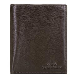 Peněženka, tmavě hnědá, 21-1-221-40L, Obrázek 1