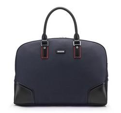 Cestovní taška, tmavě modrá, 85-3U-206-7, Obrázek 1