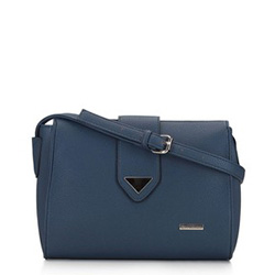 Dámská kabelka, tmavě modrá, 91-4Y-704-7, Obrázek 1