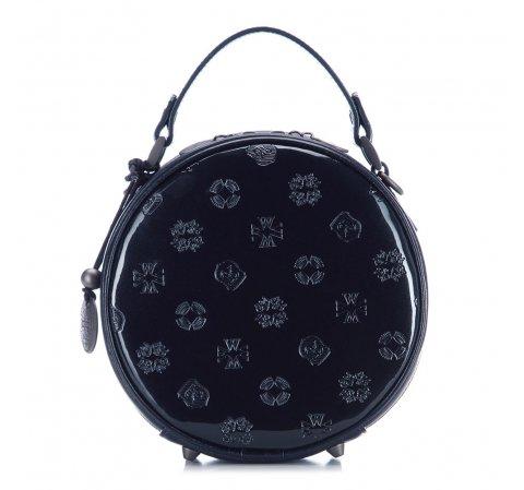 Dámská kabelka, tmavě modrá, 34-4-086-NL, Obrázek 1