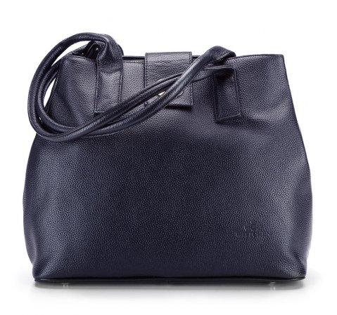 Dámská kabelka, tmavě modrá, 85-4E-452-7, Obrázek 1