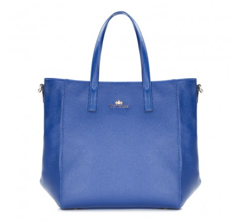 Dámská kabelka, tmavě modrá, 86-4E-445-7, Obrázek 1