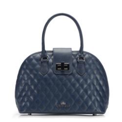 Dámská kabelka, tmavě modrá, 86-4E-451-7, Obrázek 1