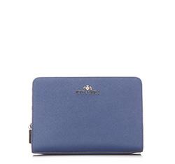 Dámská kabelka, tmavě modrá, 86-4E-458-7, Obrázek 1