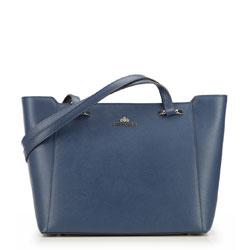 Dámská kabelka, tmavě modrá, 87-4-235-N, Obrázek 1