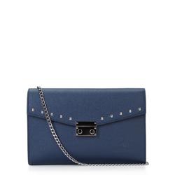 Dámská kabelka, tmavě modrá, 87-4-261-N, Obrázek 1