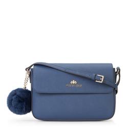 Dámská kabelka, tmavě modrá, 87-4-419-N, Obrázek 1