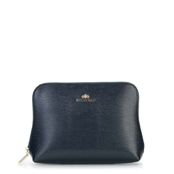 Dámská kabelka, tmavě modrá, 87-4-731-N, Obrázek 1