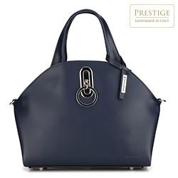 dámská kabelka, tmavě modrá, 87-4E-007-7, Obrázek 1
