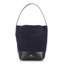 Dámská kabelka, tmavě modrá, 87-4E-215-7, Obrázek 1