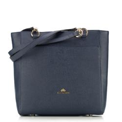 Dámská kabelka, tmavě modrá, 87-4E-415-7, Obrázek 1