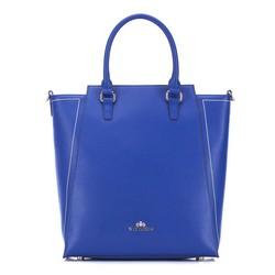 Dámská kabelka, tmavě modrá, 87-4E-417-N, Obrázek 1