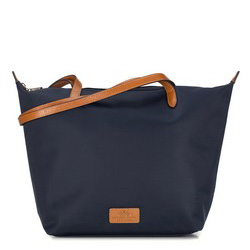 Dámská kabelka, tmavě modrá, 87-4E-431-7, Obrázek 1