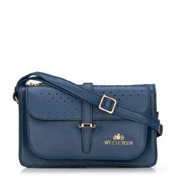 Dámská kabelka, tmavě modrá, 88-4E-204-7, Obrázek 1