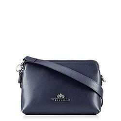 Dámská kabelka, tmavě modrá, 88-4E-402-7, Obrázek 1