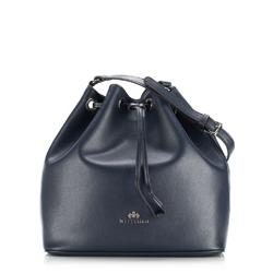 Dámská kabelka, tmavě modrá, 88-4E-417-7, Obrázek 1