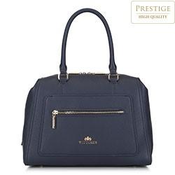 Dámská kabelka, tmavě modrá, 88-4E-436-7, Obrázek 1