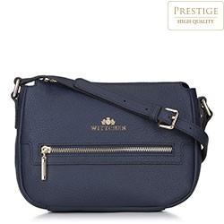 Dámská kabelka, tmavě modrá, 88-4E-437-7, Obrázek 1
