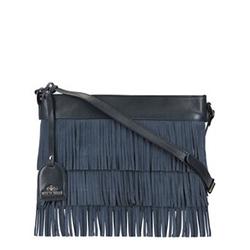 Dámská kabelka, tmavě modrá, 88-4E-928-7, Obrázek 1