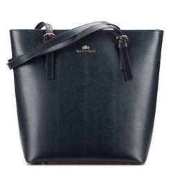 Dámská kabelka, tmavě modrá, 89-4-301-7, Obrázek 1