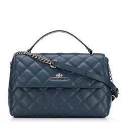 Dámská kabelka, tmavě modrá, 89-4-613-7, Obrázek 1