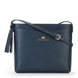 Dámská kabelka, tmavě modrá, 89-4-641-7, Obrázek 1