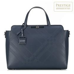 Dámská kabelka, tmavě modrá, 89-4E-001-7, Obrázek 1