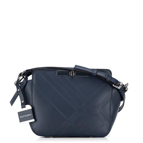 Dámská kabelka, tmavě modrá, 89-4E-002-7, Obrázek 1