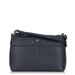 Dámská kabelka, tmavě modrá, 89-4E-213-7, Obrázek 1