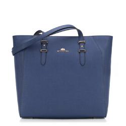 Dámská kabelka, tmavě modrá, 89-4E-402-7, Obrázek 1