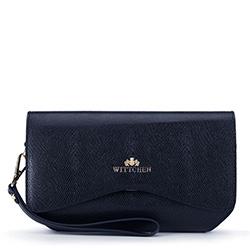 Dámská kabelka, tmavě modrá, 89-4E-414-7, Obrázek 1