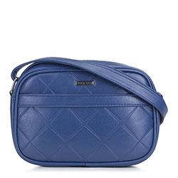 Dámská kabelka, tmavě modrá, 89-4Y-302-7, Obrázek 1