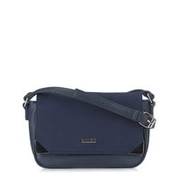 Dámská kabelka, tmavě modrá, 89-4Y-551-7, Obrázek 1