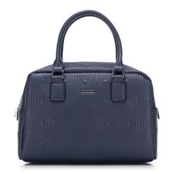 Dámská kabelka, tmavě modrá, 89-4Y-609-7, Obrázek 1